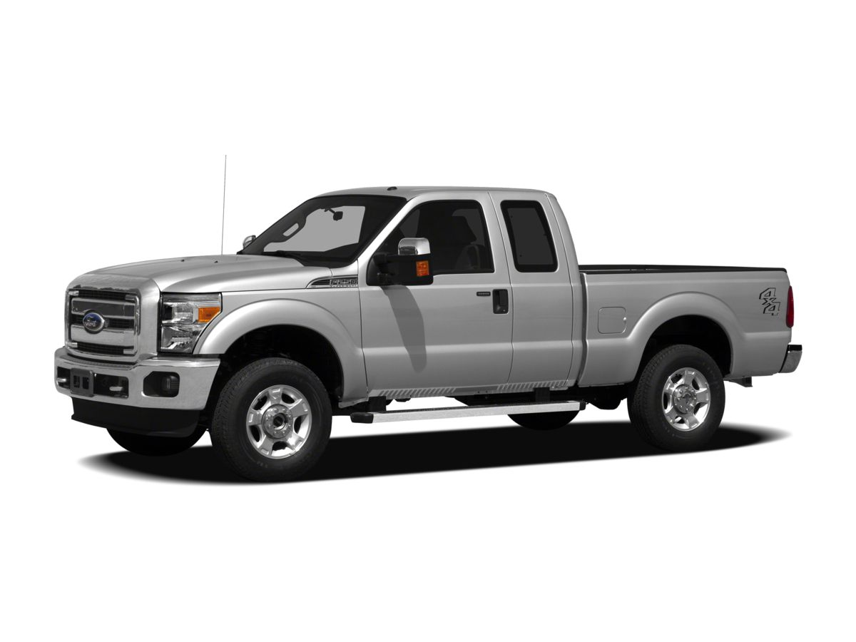 Pre-Owned 2012 Ford F-250SD 4WD 4D Crew Cab