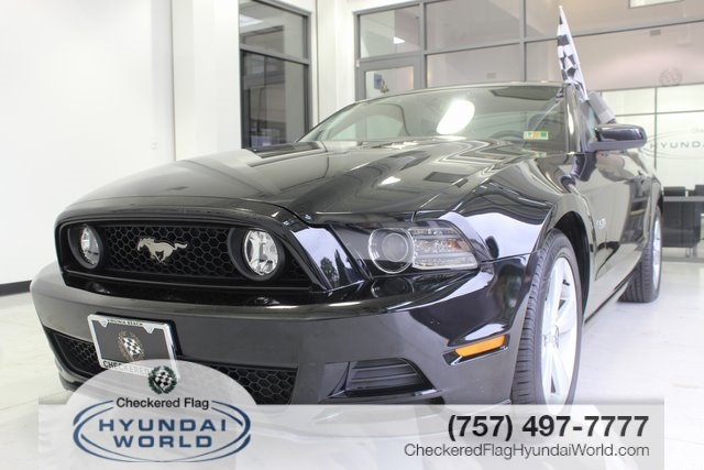 Pre Owned 2014 Ford Mustang Gt 2d Coupe In Virginia Beach Y300378a