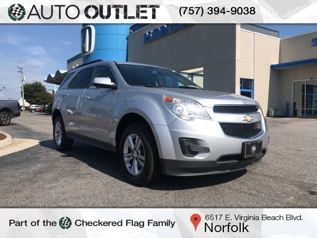 Awesome Pre Owned 2010 Chevrolet Equinox LT