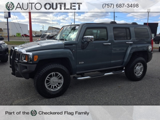 Pre-Owned 2007 Hummer H3 Adventure