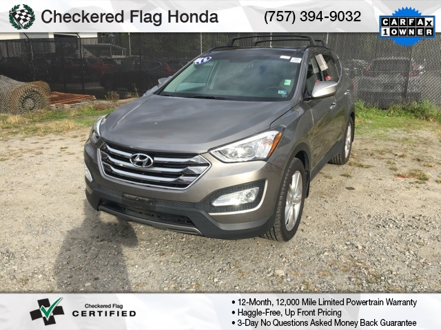 Pre-Owned 2015 Hyundai Santa Fe Sport Ultimate 2.0L Turbo