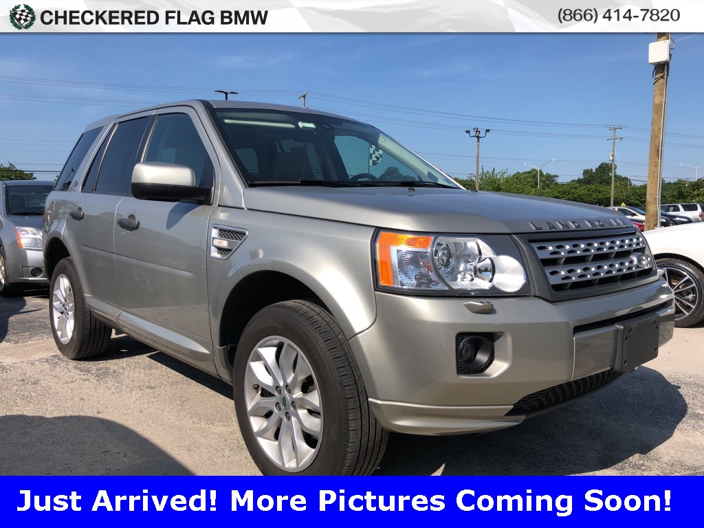 Pre-Owned 2012 Land Rover LR2 Base