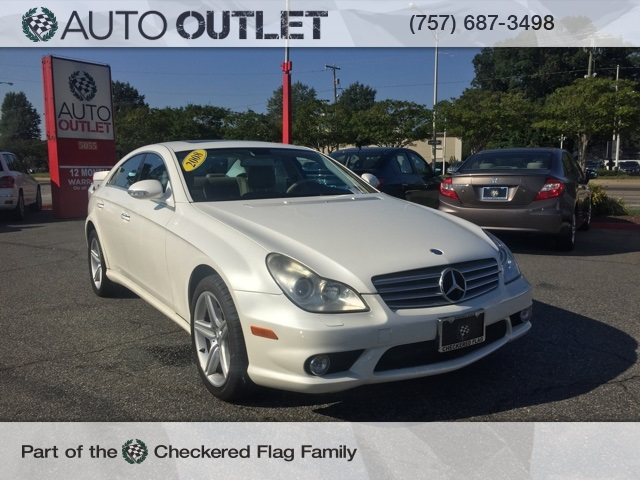 Pre Owned 2008 Mercedes Benz CLS CLS 550