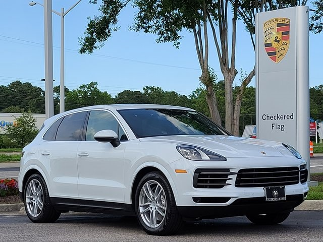 Pre-Owned 2019 Porsche Cayenne S