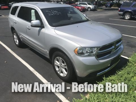 Pre-Owned 2011 Dodge Durango Express