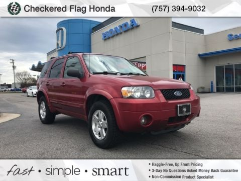 Pre-Owned 2006 Ford Escape Limited