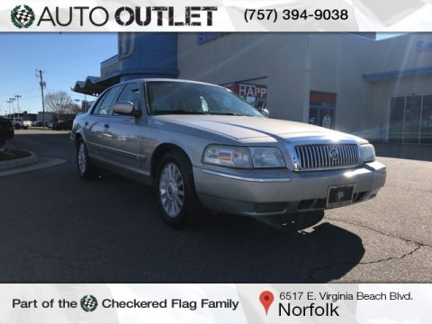 Pre-Owned 2008 Mercury Grand Marquis LS