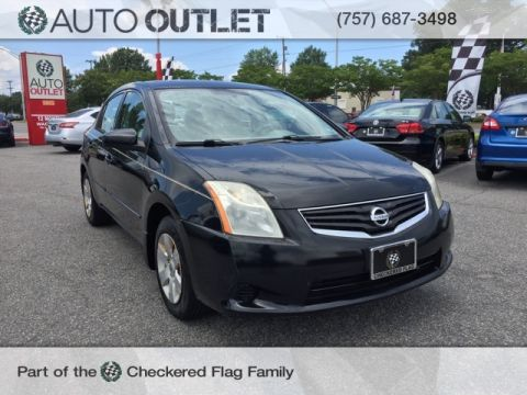 Pre-Owned 2010 Nissan Sentra 2.0