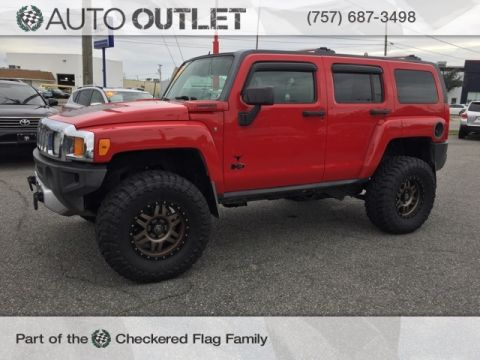 Pre-Owned 2008 Hummer H3 Adventure