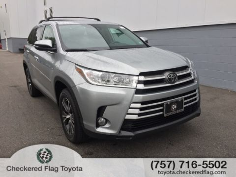 Pre-Owned 2019 Toyota Highlander LE Plus