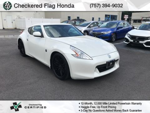 Pre-Owned 2009 Nissan 370Z Base