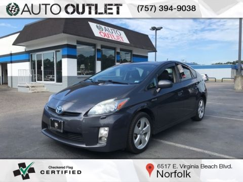 Pre-Owned 2010 Toyota Prius V